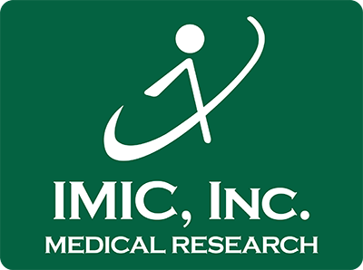 official logo of IMIC inc.
