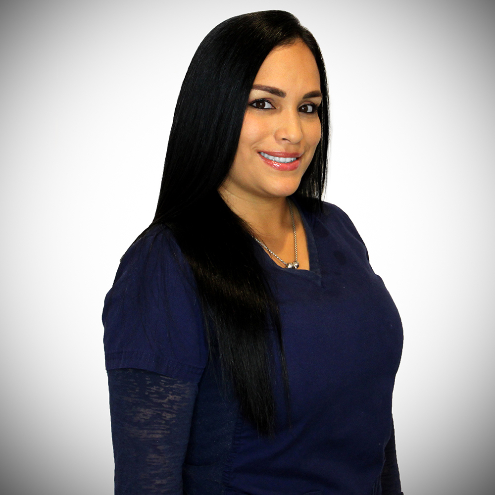 Teresa Valencia study coordinator