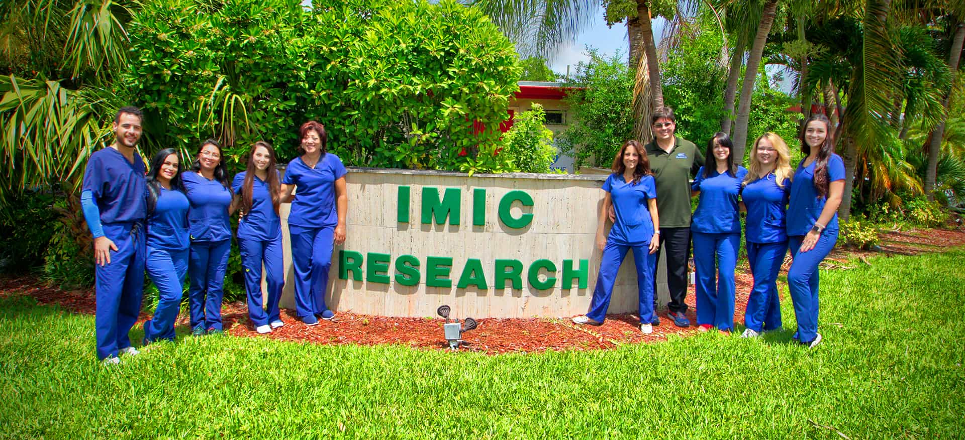 IMIC clinical research